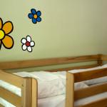 Freundliches Mehrbettzimmer
