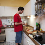 Selber Kochen in der Küche