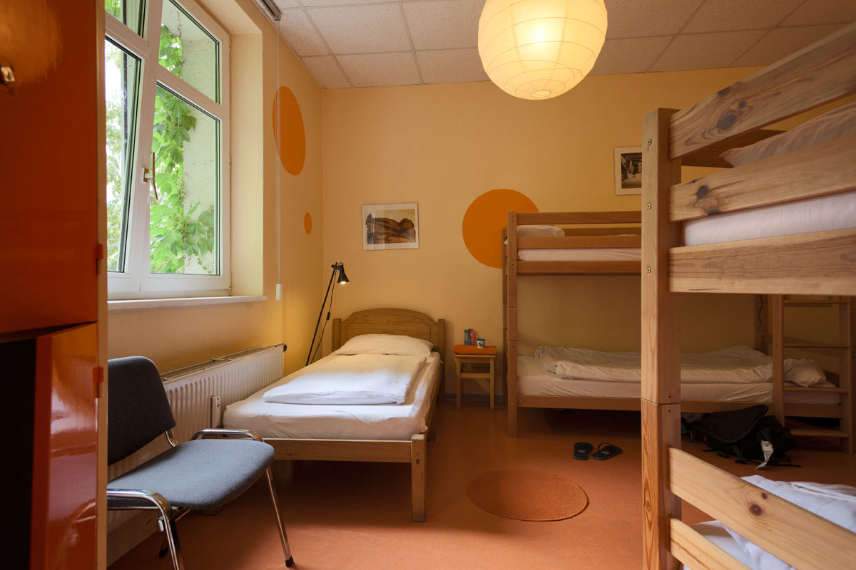 Pricing And Rooms For The U Inn Berlin Hostel