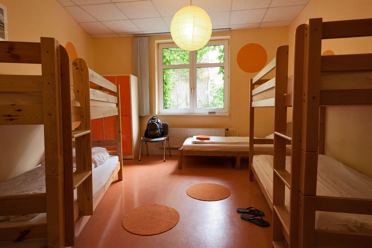 Dorm Room: Pricing And Rooms For The U Inn Berlin Hostel