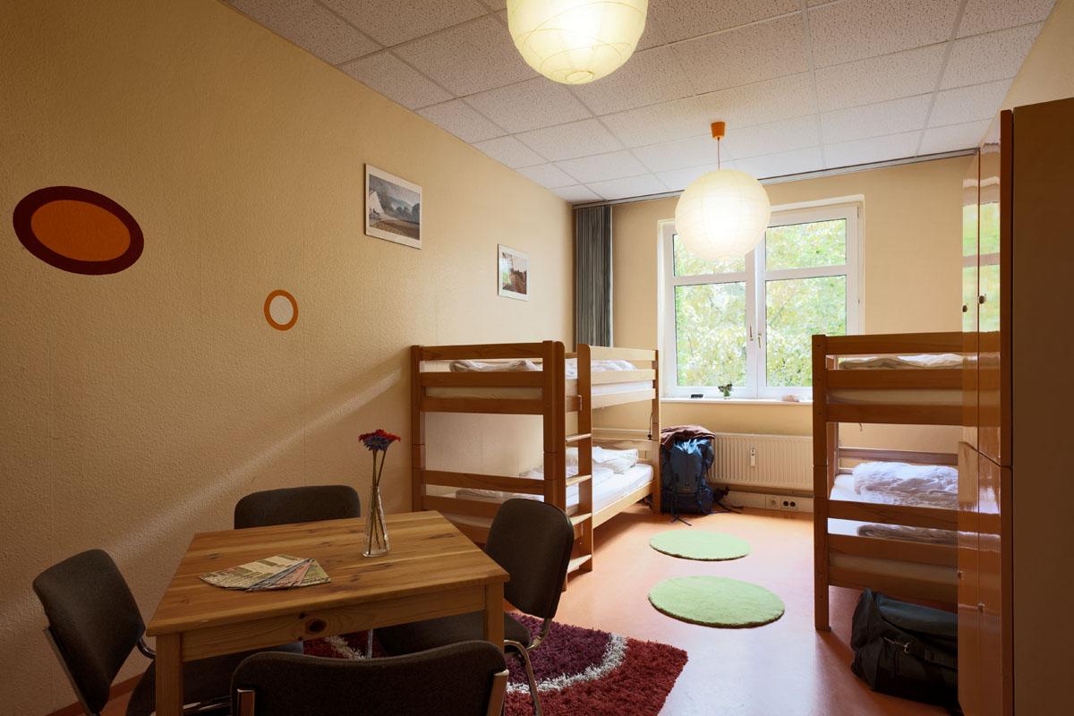 U Inn Berlin Hostel 4 Bed Dorm Room ... Part 60
