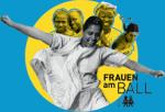 Public viewing Berlin Friedrichshian WM 2011 Frauen am Ball