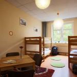 4 bed dorm room