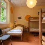 5 bed dorm room