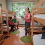 dorm room for groups