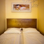Double room for couples