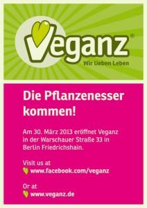 Veganz in Berlin Friedrichshian