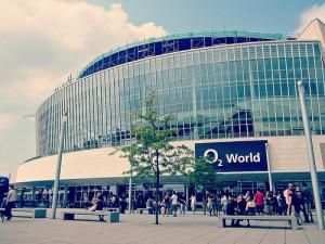 O2 World Berlin Friedrichshain
