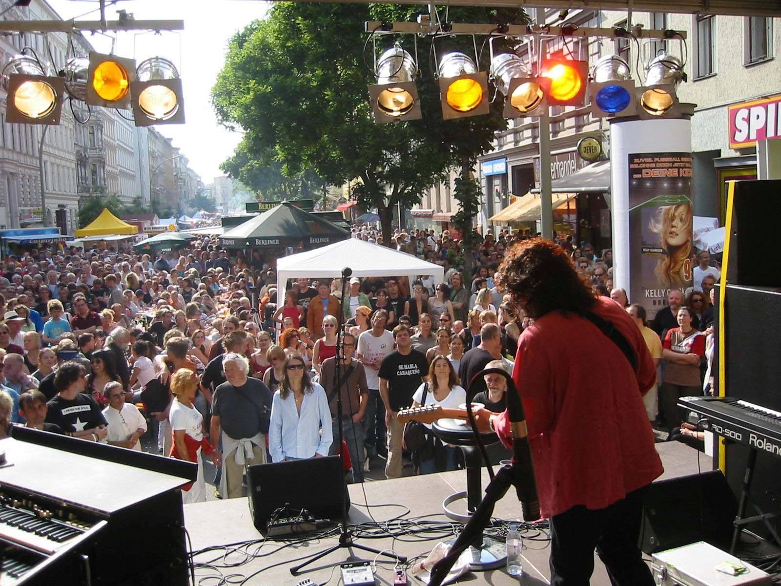 Bergmannstrassenfest 2018