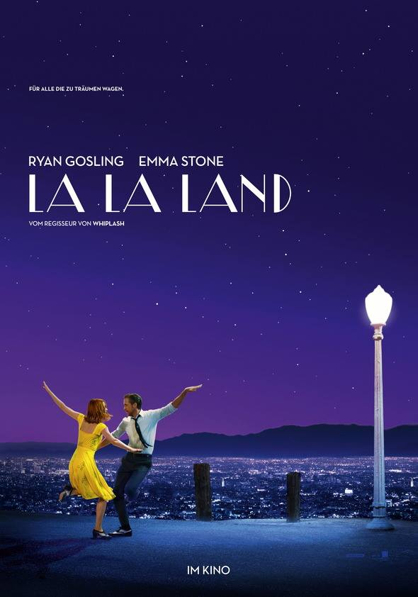 la la land, film, cinema