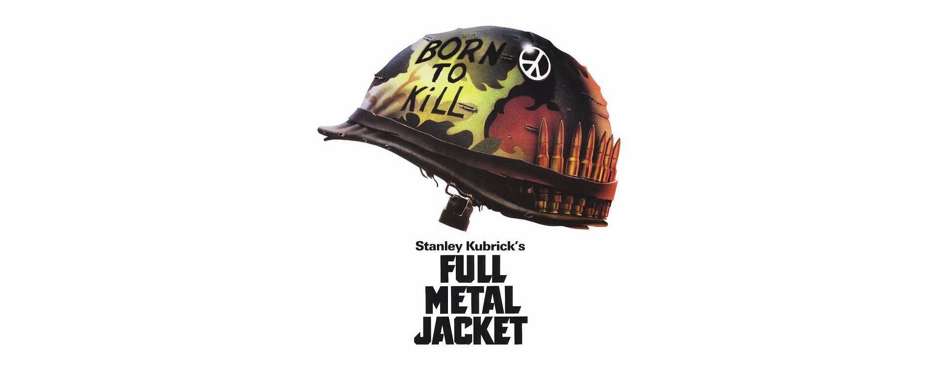 Full Metal Jacket, movie, Kubrick