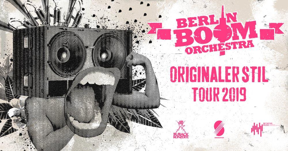 Berlin Boom Orchestra